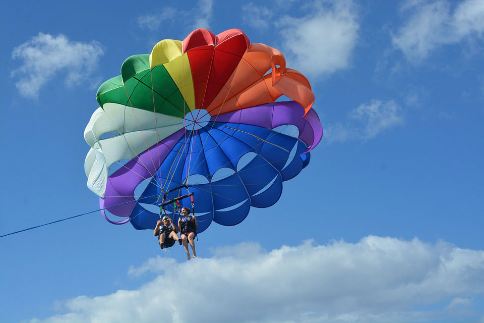 5 astuces pour préparer votre vol en parachute ascensionnel